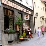 Medeval restaurant/store